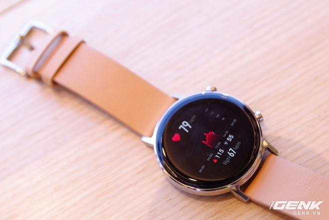 Huawei chính thức giới thiệu đồng hồ Watch GT 2: hoạt động liên tục 2 tuần, kết nối Bluetooth BLE 5.1 giá từ 5,49 triệu - Ảnh 6.