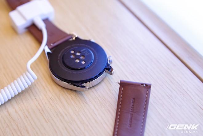 Huawei chính thức giới thiệu đồng hồ Watch GT 2: hoạt động liên tục 2 tuần, kết nối Bluetooth BLE 5.1 giá từ 5,49 triệu - Ảnh 8.