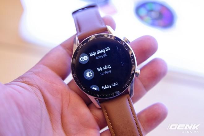Huawei chính thức giới thiệu đồng hồ Watch GT 2: hoạt động liên tục 2 tuần, kết nối Bluetooth BLE 5.1 giá từ 5,49 triệu - Ảnh 11.