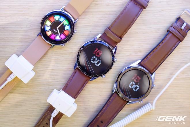 Huawei chính thức giới thiệu đồng hồ Watch GT 2: hoạt động liên tục 2 tuần, kết nối Bluetooth BLE 5.1 giá từ 5,49 triệu - Ảnh 3.