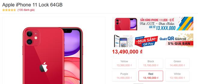 Nên mua iPhone 11 Lock hay không?