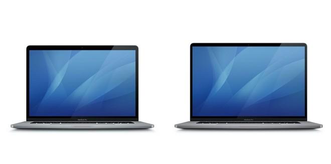 Apple để lộ MacBook Pro 16 inch mới với viền màn hình mỏng hơn - Ảnh 3.