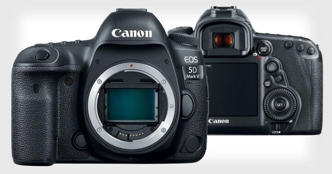 Canon đang phát triển máy ảnh 5D Mark V, sẽ công bố vào cuối 2020 - Ảnh 1.