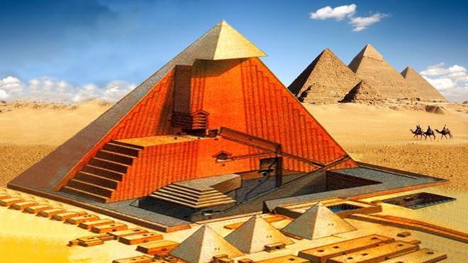 7 kỳ quan thế giới cổ đại: Duy nhất một nơi còn nguyên vẹn nhưng chứa đựng nhiều bí ẩn chưa được khám phá - Ảnh 4.
