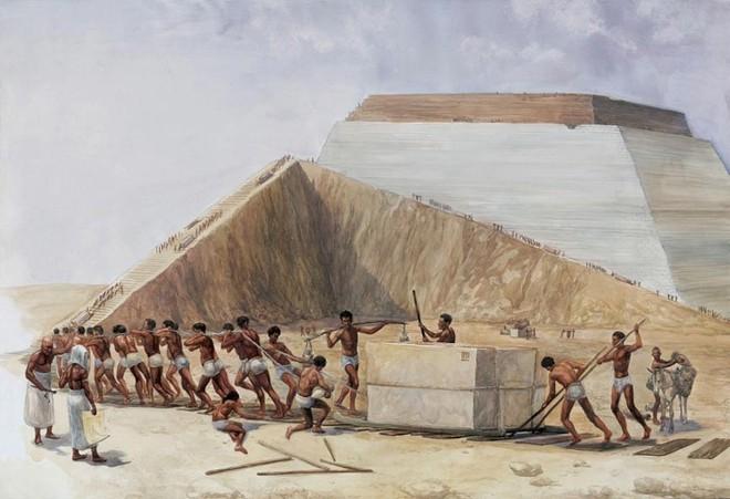 7 kỳ quan thế giới cổ đại: Duy nhất một nơi còn nguyên vẹn nhưng chứa đựng nhiều bí ẩn chưa được khám phá - Ảnh 2.
