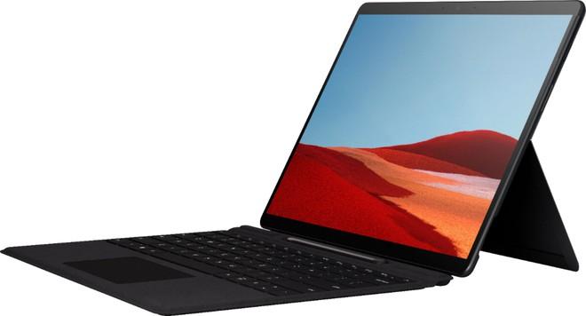Microsoft công bố Surface Pro X: Chip ARM Qualcomm SQ1, giá 999 USD - Ảnh 1.