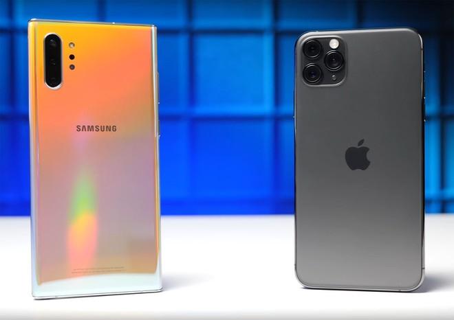 Đọ tốc độ mở ứng dụng trên iPhone 11 Pro Max và Galaxy Note10+: Cả hai đều thắng, nhưng iPhone lại lộ ra điểm yếu bất ngờ - Ảnh 4.