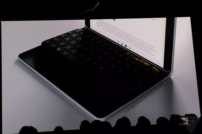 Microsoft công bố Surface Neo - thiết bị màn hình kép gập ra gập vào đều được, còn chưa hoàn thiện, dự kiến bán ra vào cuối năm sau - Ảnh 1.