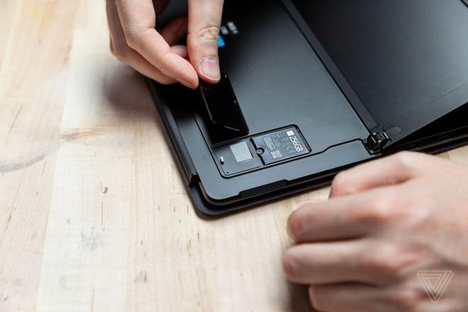 Trên tay Surface Pro X và Surface Pro 7: Qualcomm đấu Intel - Ảnh 4.