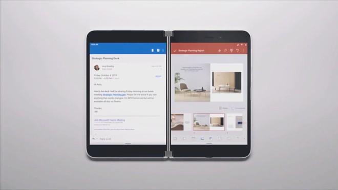 Microsoft bất ngờ ra mắt Surface Duo: Điện thoại hai màn hình chạy Android - Ảnh 8.