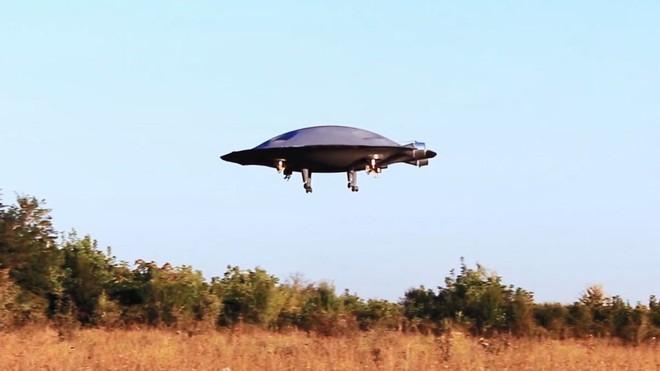 Trung Quốc dự tính làm UFO: vật thể đã định danh và không chắc là bay được - Ảnh 4.