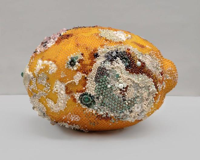 Nghệ sĩ Kathleen Ryan chứng minh cho ta thấy hoa quả thối cũng có vẻ đẹp riêng - Ảnh 19.