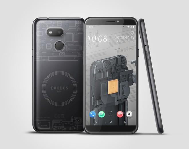 HTC vừa ra mắt thêm một chiếc smartphone blockchain, có giá chỉ 244 USD - Ảnh 2.
