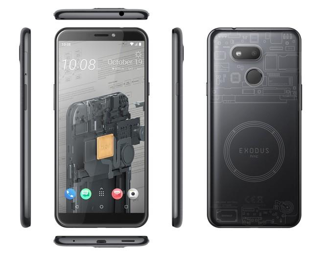 HTC vừa ra mắt thêm một chiếc smartphone blockchain, có giá chỉ 244 USD - Ảnh 3.