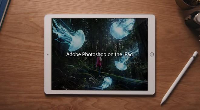 Adobe đang tập trung phát triển ứng dụng Photoshop cho iPad, sẽ có thêm phiên bản Illustrator ra mắt vào năm sau - Ảnh 2.