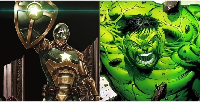 Điểm danh 10 anh hùng Marvel lừng lẫy nhưng cũng có lúc đóng vai kẻ phản diện - Ảnh 1.