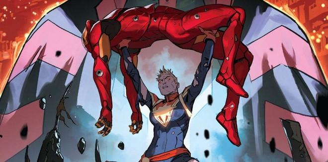 Điểm danh 10 anh hùng Marvel lừng lẫy nhưng cũng có lúc đóng vai kẻ phản diện - Ảnh 4.
