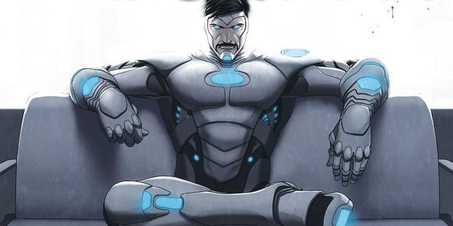 Điểm danh 10 anh hùng Marvel lừng lẫy nhưng cũng có lúc đóng vai kẻ phản diện - Ảnh 5.