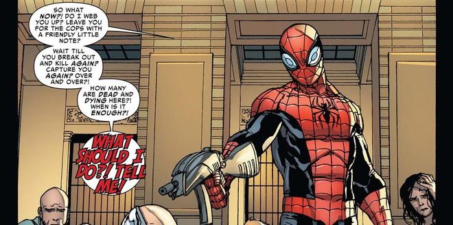 Điểm danh 10 anh hùng Marvel lừng lẫy nhưng cũng có lúc đóng vai kẻ phản diện - Ảnh 6.