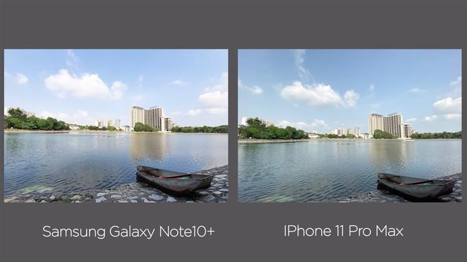 Thêm bài so camera giữa Galaxy Note10+ và iPhone 11 Pro Max ở nhiều điều kiện khác nhau - Ảnh 5.