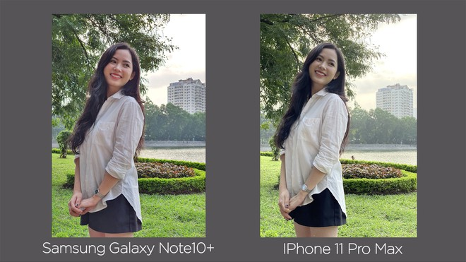 Thêm bài so camera giữa Galaxy Note10+ và iPhone 11 Pro Max ở nhiều điều kiện khác nhau - Ảnh 7.