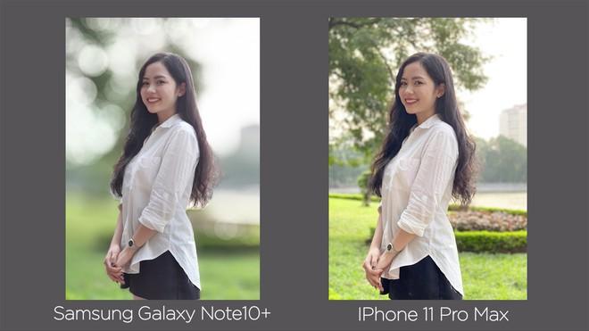 Thêm bài so camera giữa Galaxy Note10+ và iPhone 11 Pro Max ở nhiều điều kiện khác nhau - Ảnh 11.