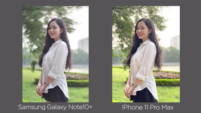 Thêm bài so camera giữa Galaxy Note10+ và iPhone 11 Pro Max ở nhiều điều kiện khác nhau - Ảnh 12.