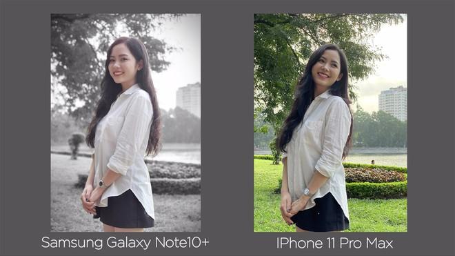Thêm bài so camera giữa Galaxy Note10+ và iPhone 11 Pro Max ở nhiều điều kiện khác nhau - Ảnh 13.