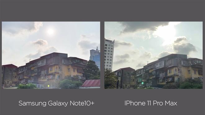 Thêm bài so camera giữa Galaxy Note10+ và iPhone 11 Pro Max ở nhiều điều kiện khác nhau - Ảnh 15.