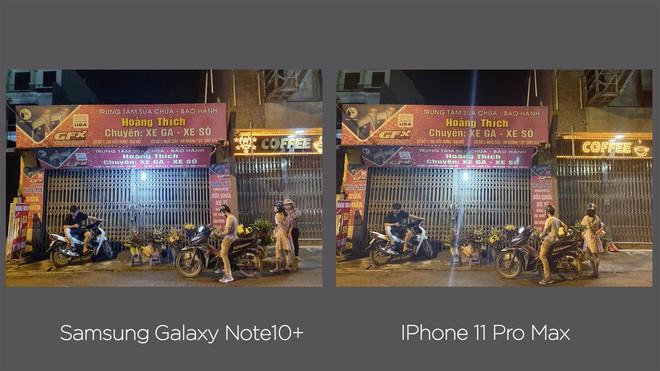 Thêm bài so camera giữa Galaxy Note10+ và iPhone 11 Pro Max ở nhiều điều kiện khác nhau - Ảnh 17.