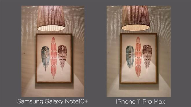 Thêm bài so camera giữa Galaxy Note10+ và iPhone 11 Pro Max ở nhiều điều kiện khác nhau - Ảnh 19.
