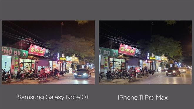 Thêm bài so camera giữa Galaxy Note10+ và iPhone 11 Pro Max ở nhiều điều kiện khác nhau - Ảnh 22.