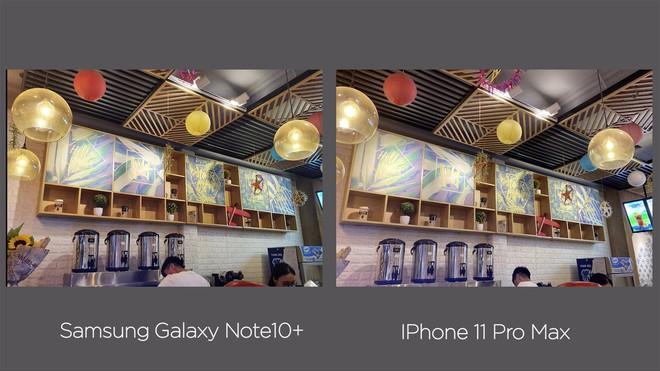 Thêm bài so camera giữa Galaxy Note10+ và iPhone 11 Pro Max ở nhiều điều kiện khác nhau - Ảnh 20.