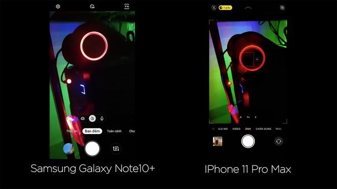 Thêm bài so camera giữa Galaxy Note10+ và iPhone 11 Pro Max ở nhiều điều kiện khác nhau - Ảnh 23.
