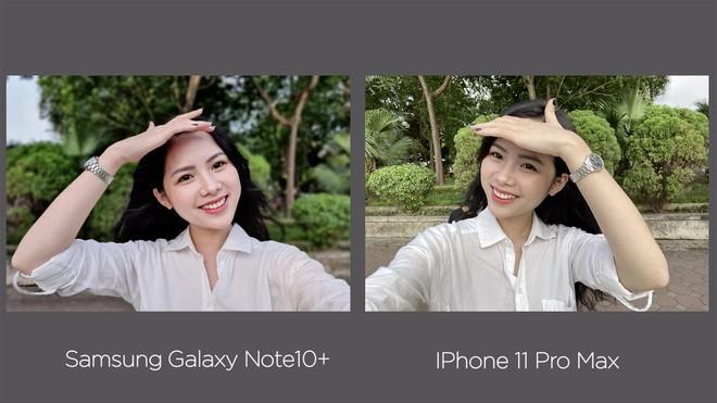 Thêm bài so camera giữa Galaxy Note10+ và iPhone 11 Pro Max ở nhiều điều kiện khác nhau - Ảnh 24.