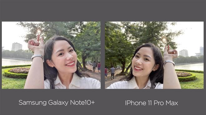 Thêm bài so camera giữa Galaxy Note10+ và iPhone 11 Pro Max ở nhiều điều kiện khác nhau - Ảnh 25.