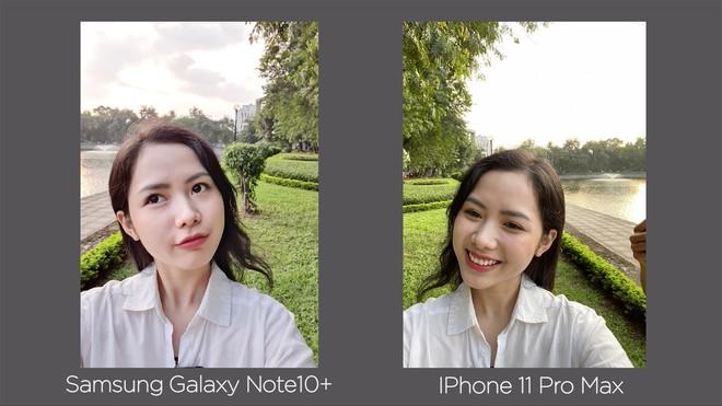 Thêm bài so camera giữa Galaxy Note10+ và iPhone 11 Pro Max ở nhiều điều kiện khác nhau - Ảnh 26.