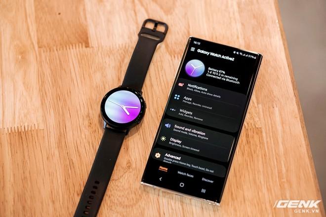 Đánh giá chi tiết Galaxy Watch Active 2: Cải thiện đáng kể nhiều mặt nhưng đã thực sự tốt chưa? - Ảnh 15.