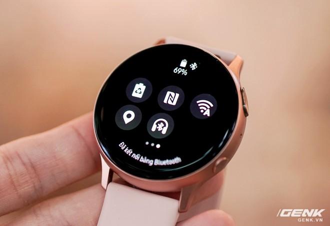 Đánh giá chi tiết Galaxy Watch Active 2: Cải thiện đáng kể nhiều mặt nhưng đã thực sự tốt chưa? - Ảnh 9.