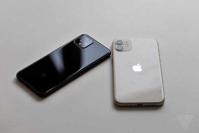 Trong con mắt đánh giá của iFan, Pixel 4 là smartphone Android giống iPhone nhất từ trước đến nay - Ảnh 4.