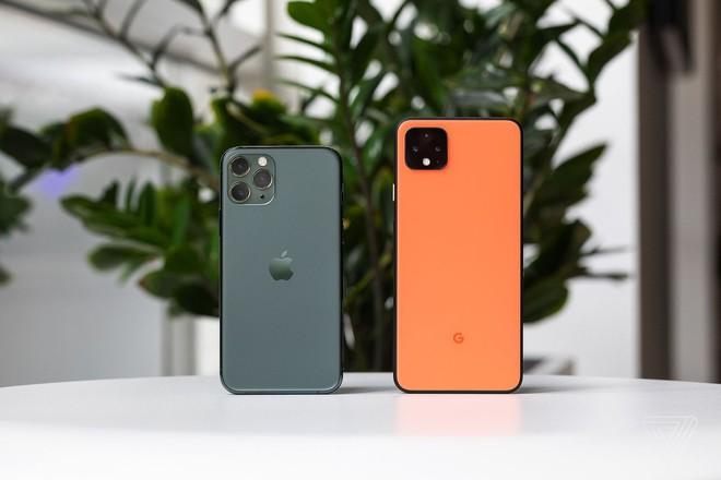 Trong con mắt đánh giá của iFan, Pixel 4 là smartphone Android giống iPhone nhất từ trước đến nay - Ảnh 3.