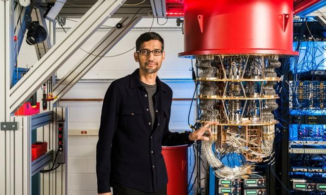 Drama lượng tử: Google khẳng định Ưu thế lượng tử, IBM liền mang toàn giáo sư ra để phản bác - Ảnh 1.