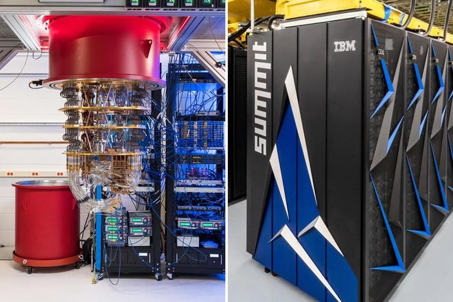 Drama lượng tử: Google khẳng định Ưu thế lượng tử, IBM liền mang toàn giáo sư ra để phản bác - Ảnh 4.