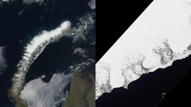 Bất ngờ phát hiện thêm 5 hòn đảo mới tại Bắc Cực do băng tan - Ảnh 3.