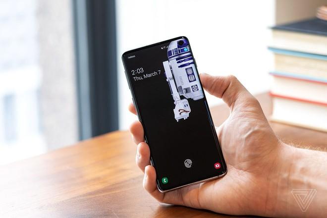 Samsung báo cáo đã sửa được lỗi bảo mật vân tay siêu âm trên Galaxy S10 và Note 10 - Ảnh 1.