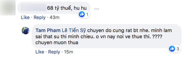 Asanzo bị truy thu 68 tỷ đồng, CEO Phạm Văn Tam nói trên MXH: Chuyện đó rất bình thường! - Ảnh 1.