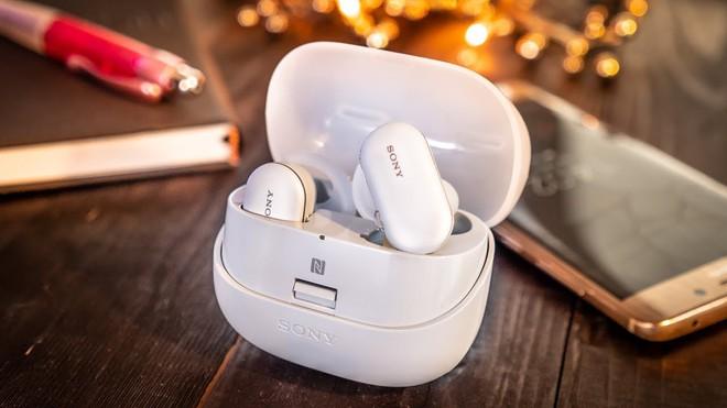 Không phải mỗi Airpods Pro mới có chống ồn và nghe âm thanh nền, 5 mẫu tai True Wireless này đã tích hợp từ lâu, giá chỉ từ 1.85 triệu - Ảnh 3.