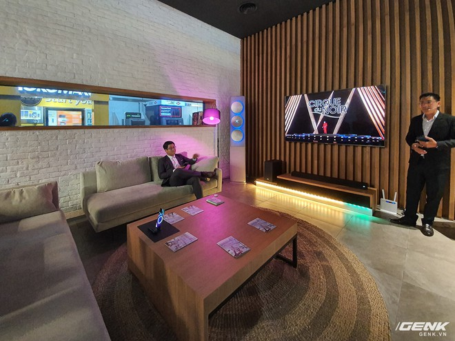 Samsung ra mắt giải pháp smarthome và smart building tại Việt Nam - Ảnh 13.