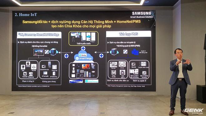 Samsung ra mắt giải pháp smarthome và smart building tại Việt Nam - Ảnh 14.