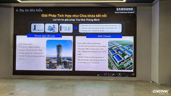 Samsung ra mắt giải pháp smarthome và smart building tại Việt Nam - Ảnh 17.